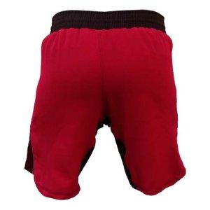 MMA shorts, Saman, Adamant, red, L méret