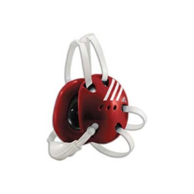 Ear Guard, adidas, Response, red