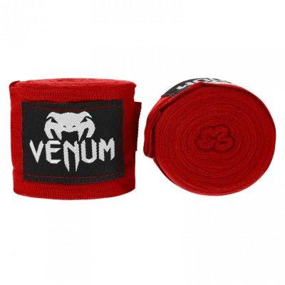Bandázs, Venum, Kontact Original, 400cm, piros