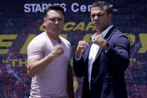 Hivatalos mérkőzésen tér vissza a 48 éves boxlegenda, Oscar De La Hoya