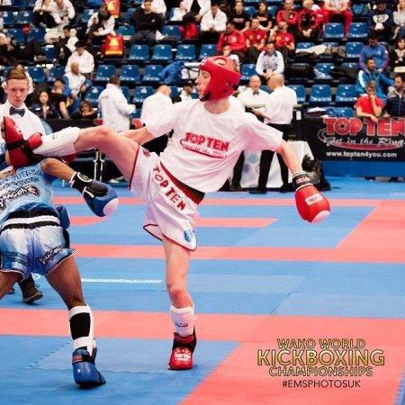 Öt magyar arany a belgiumi kickbox világkupán
