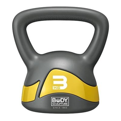 Body Sculpture Kettlebell, 3 kg