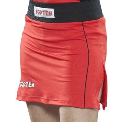 Boxing skirt, TOP TEN, red