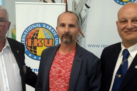 Új magyar elnököt nevezett ki az International Karate Union