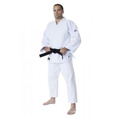 Judo uniform, Mizuno, Shiai, white