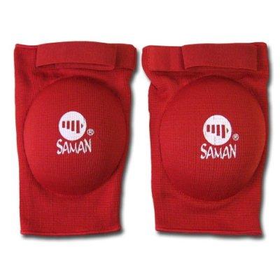 Thai Box Könyökvédő, Saman, piros