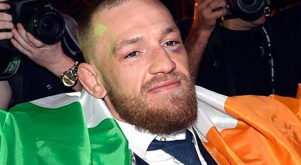 Conor McGregor ismét balhézott