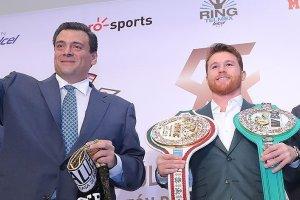 """""""Canelo"""" új címet kapott a WBC-től"""