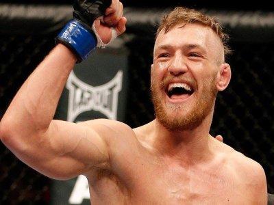McGregor nem tűnt el, csak edz