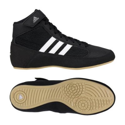 Wrestling shoes, adidas, HVC II