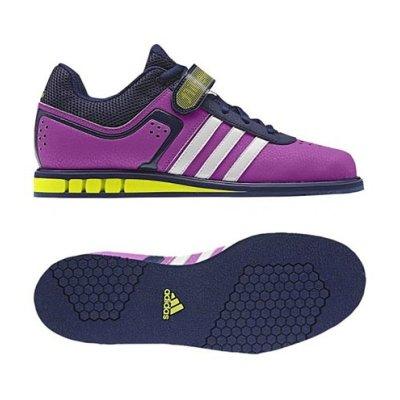 Crossfit és súlyemelő cipő, adidas, Powerlift 2