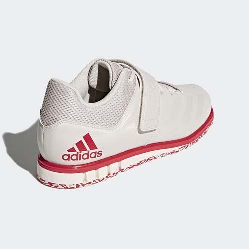 Súlyemelő cipő, adidas, Powerlift 3.1, fehérpiros, 40 23 méret