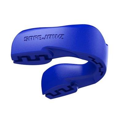Mouthguard, SafeJawz,  Intro Series, blue, SR
