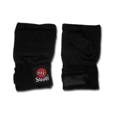 Wrist wrap Pro, Saman, cotton, with 1 m long bandage