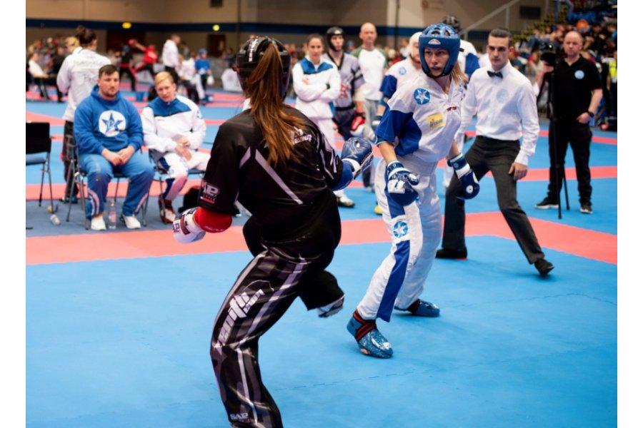 Debütál a kick-box az egyetemi Európa-bajnokságon