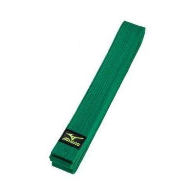 Belt, Mizuno, cotton, green