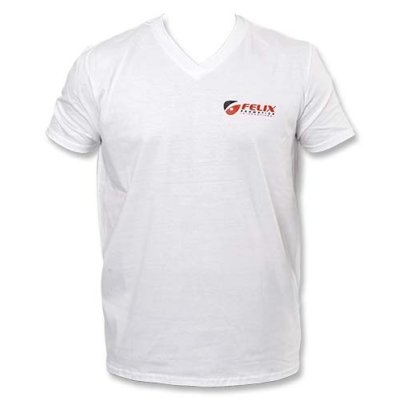 Felix Promotion T-shirt, white