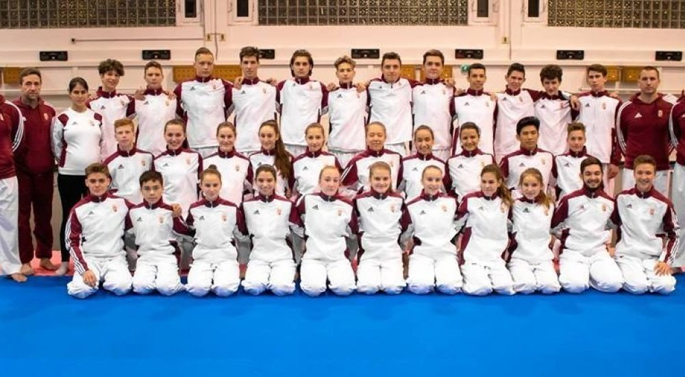 Magyar érmek várhatók a korosztályos karate Eb-n