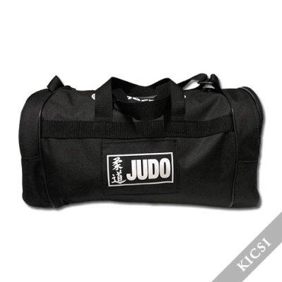 Judo táska, Saman, fekete, kicsi