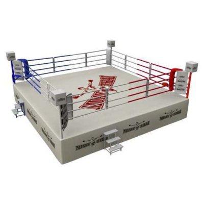 Competition Muay Thai Ring, Saman, 7x7m, 4 soros