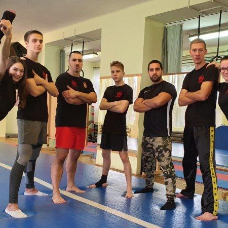 Online képzésekkel tartják formában magukat a kick-boxosok