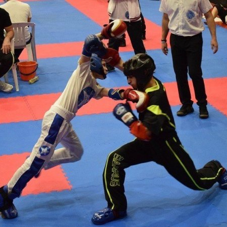 Gigamezőny várható az utánpótlás kick-box világbajnokságon