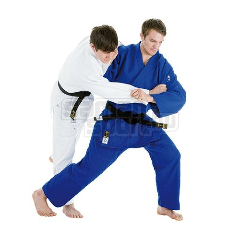 c904640ad1 Judo ruha, Hiku Shiai, 2014 IJF, 900g, kék   SamanSport.hu
