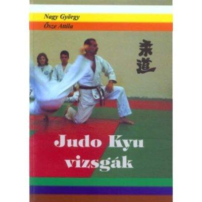 Könyv: Judo Kyu vizsgák