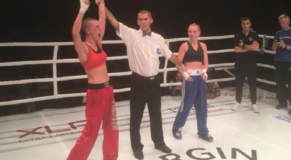 Rákóczi Renáta profi világbajnok
