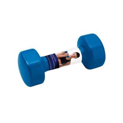 Kézi súlyzó, neoprén, 3,0 kg/db