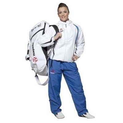 Sporttáska, Hayashi, Karate, kombi, fehér, nagy