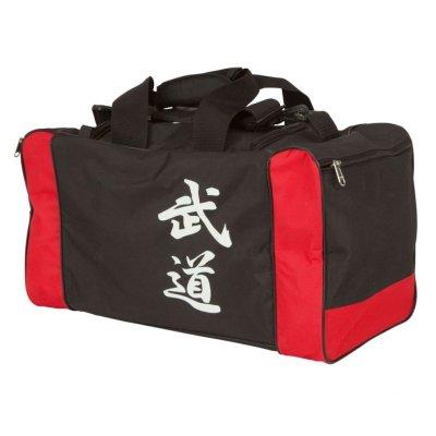 Duffle bag, Hayashi, 55 cm x 26 cm x 26 cm, black