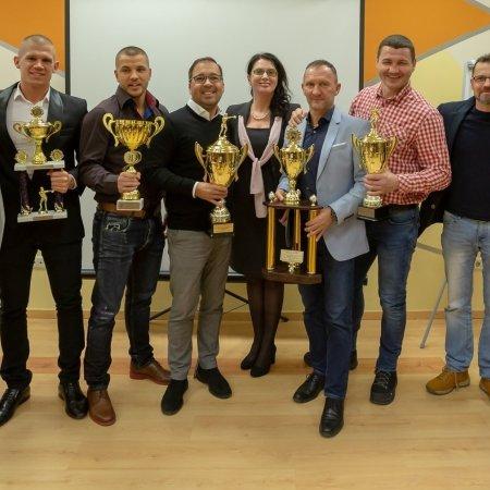 A Felix Promotion közelménye a MÖSZ HT díjátadójával kapcsolatban