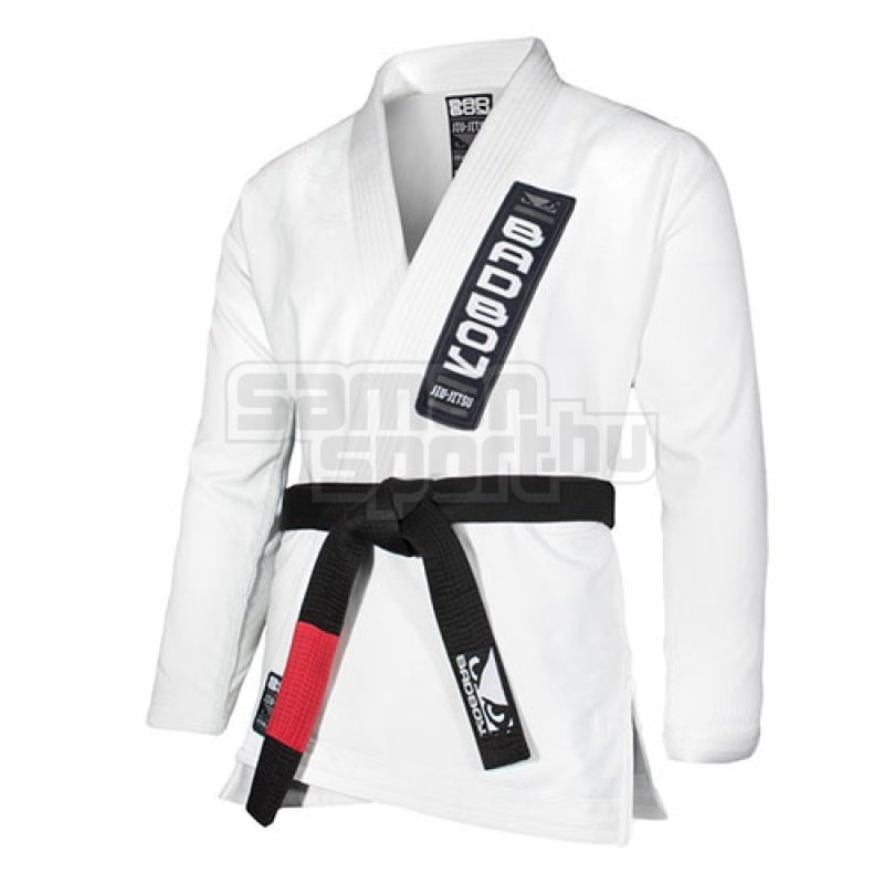 BJJ ruha, Bad Boy Defender, 350g, Training Series, fehér