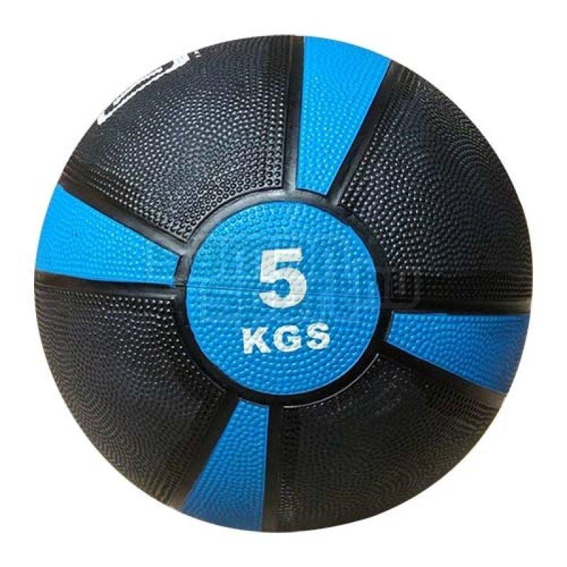 Medicinlabda, XFIT, gumi, 5 kg