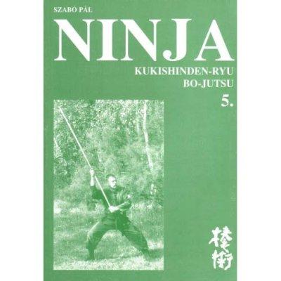 Könyv: Ninja 5