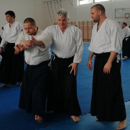 Aikido szeminárium Békéscsabán