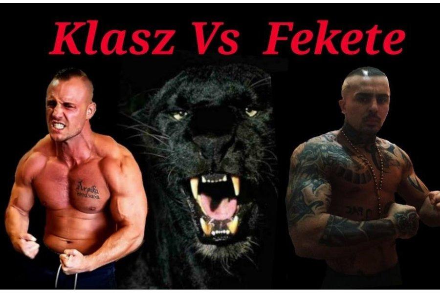Klasz-Fekete összecsapás a Madárfészek Csarnokban