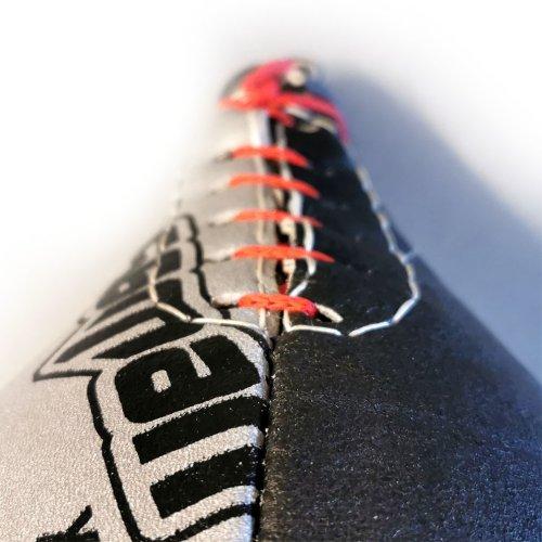 Speedball, Saman, leather, black/silver, XS
