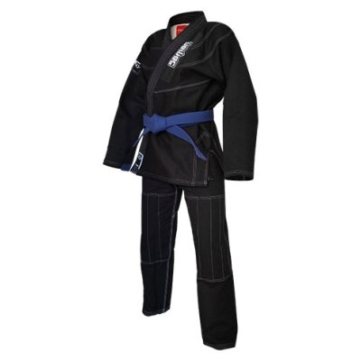 Ju-Jitsu uniform, Saman, Mushin, black
