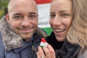 Esküvőt és történelmi versenyt tervez a kick-boxos Mórádi Zsolt