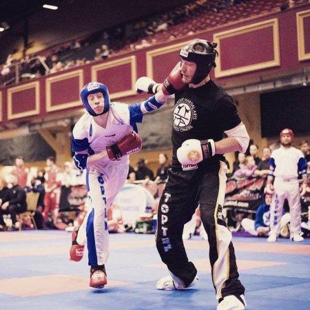 Meghódította Amerikát a fiatal magyar kick-box klasszis