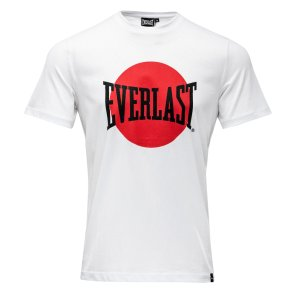 Póló, Everlast, Numata, férfi, Fehér szín, M méret