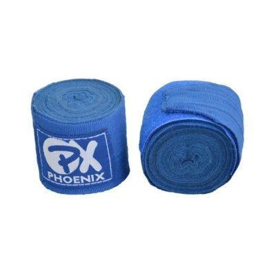Bandage, flexible, blue