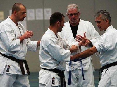 Magyar karate sikerek Belgiumban