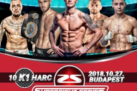 Superfight Series Hungary október 27-én
