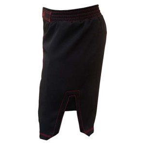 MMA shorts, Saman, Adamant, black, S méret