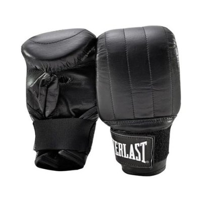 Everlast Boston PU Bag gloves, black