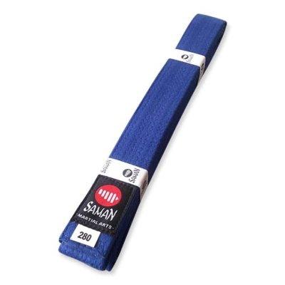 Öv, Saman, pamut, kék