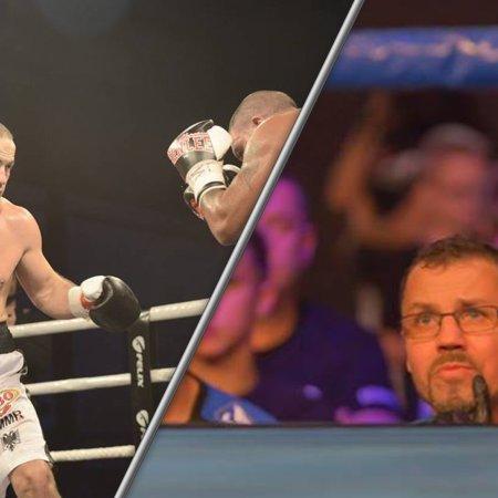 A WBO nagyközépsúlyú világranglista vezetője Bertók Róberttel készül